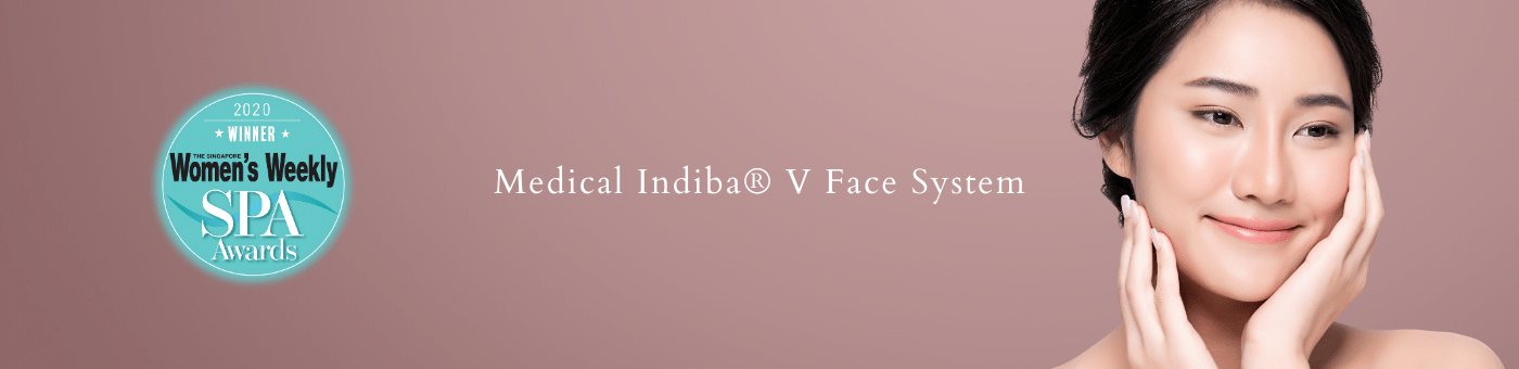 Medical Indiba<sup>®</sup> V Face System